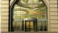 南京自动门:高档建筑为什么都选择旋转门