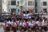 上林县民族中学第五届民族文化体育艺术节隆