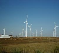 陕西靖边风力发电厂项目工程