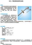 WZ-F耐腐蚀型热电阻