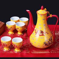 中国风酒具套装(样图)