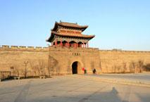 中国著名古城
