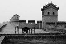山西省平遥古城