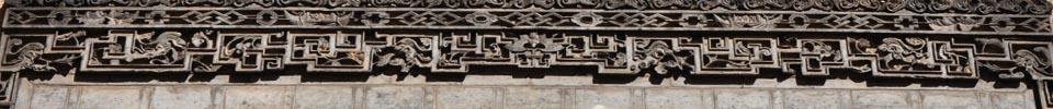 砖雕屋檐2