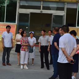 郑州市第七人民医院专家团莅临我院指导工作