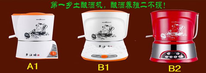 小型家用酿酒机B2纯露机