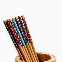 楠竹筷子筒