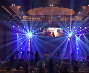 北京年会灯光音响设备租赁公司