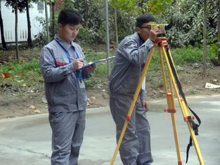 我校土木工程系师生全省工程测量竞赛取得佳绩