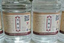 纯大米酒与勾兑酒的鉴别方法