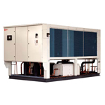 RTXA+ 风冷螺杆式热泵机