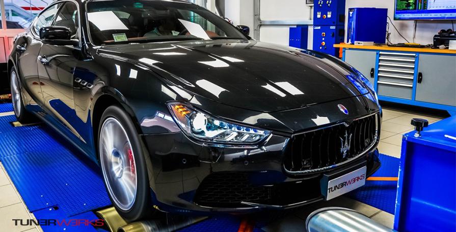 Maserati Dyno Tuning