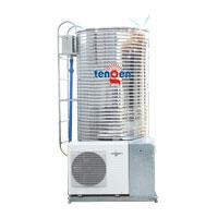 一体直热式商用热泵热水器(工质循环)
