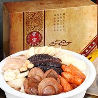尊富 海鲜熟食盆菜源自名菜佛跳墙 总重2kg