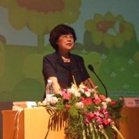 陈一筠教授 :心理咨询师职后教育专家