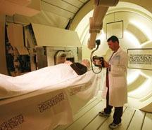 领先的放化疗技术