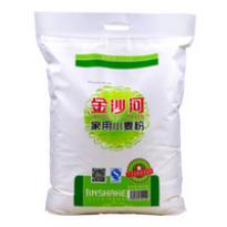 金沙河面粉 家用小麦粉 馒头粉饺子粉 1