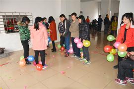 中秋节游园活动— 虹塑建材