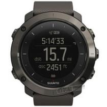颂拓(SUUNTO)手表 TRAVERSE远征系列GPS多功能户外运动男表 远征石墨色表带SS022226000