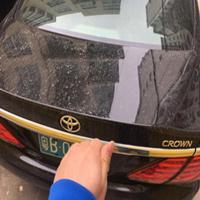 丰田皇冠汽油版动力提升