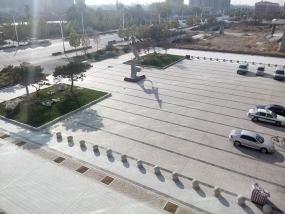莱城工业区集中办公区景观工程