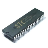 STC89C52RC芯片IC破解