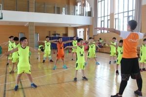暑期夏令营(篮球)