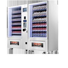 YCF-VM015饮料食品/综合贩卖机/百货双柜大容量自动售货机