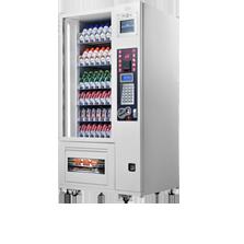 YCF-VM010饮料自动售货机保健品无人售货机无人自助商店贩卖机