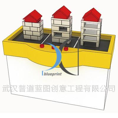 减震构造建筑