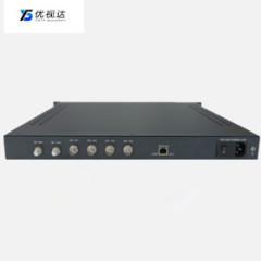 数字电视四频点捷变频QAM调制器