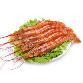 禧美海产 进口冰冻阿根廷红虾 L1规格