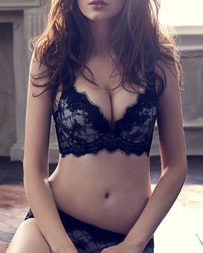 薄款调整型胸罩性感女士内衣