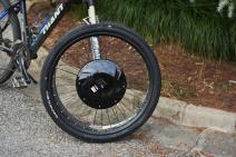 自行车变电动车,一个轮子如何搞定?