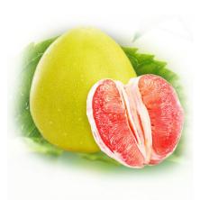 红心蜜柚 2个/5-6斤 新鲜红柚子