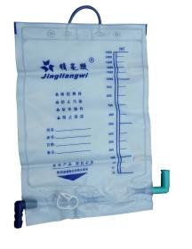 一次性使用抗返流引流袋(侧排式) FL0015