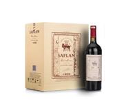 西夫拉姆酒堡干红葡萄酒20年树龄750ml*6瓶