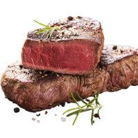 名家厨房牛排10片装1520g 黑椒 菲力西冷赠刀叉油酱包
