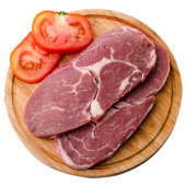 恒都 有机切片去骨眼肉 原切牛排(不含料