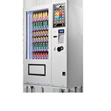 YCF-VM020L支持多媒体广告无人售货机饮料食品化妆品综合售货机