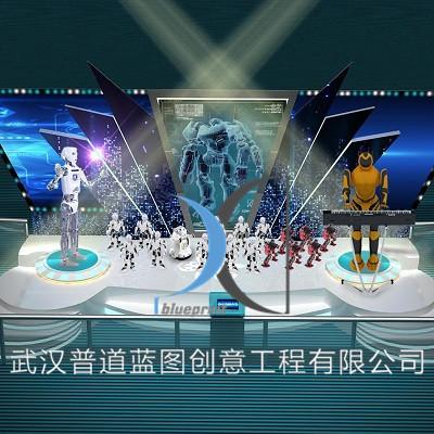 机器人舞台