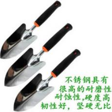 园艺 种花松土 工具 不锈钢铲子 铁铲