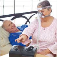 飞利浦伟康60系列双水平呼吸机-肺功能不全患者的睡眠解决方案