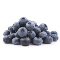 佳沃 新鲜蓝莓 4盒装 125g/盒 自营水果