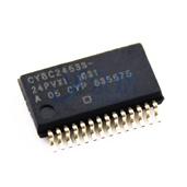 CY8C24533芯片解密