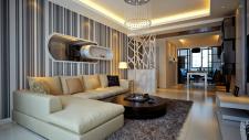公寓-民乐佳苑108平方装修全过程