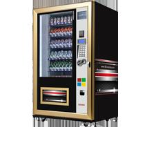综合型智能饮料自动售货机 无人售货超市 饮料售货店无人售货机
