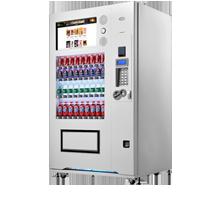 大容量 瓶装/灌装饮料自动售货机 可乐贩卖机带液晶屏游戏平台