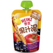 亨氏(Heinz)苹果黑加仑燕麦果汁泥?120g