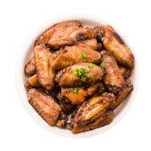 顺丰优选 泰森冷冻鸡翅中 鸡肉 1kg